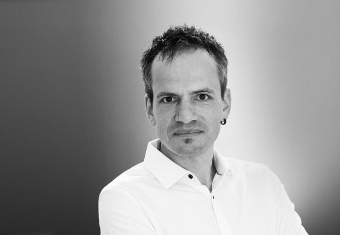 Roland Sens, Geschäftsführer & Grafik Designer